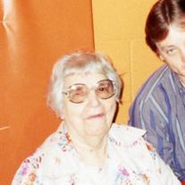 Juanita Mildred Aslinger