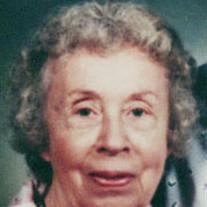 Margaret L. Shellenberger