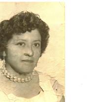 Maria Bertha Rivera-Cerventes