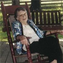 Frances Bennett Todd
