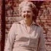 Bessie McElroy Hall