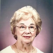 Mrs Norma Rose Chatley