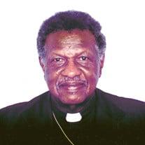 Reverend Robert Daggs Sr.