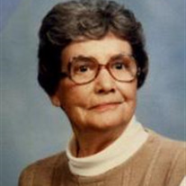 Mary Thelma Hayes Reeves