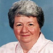 Patricia Ann Kissick