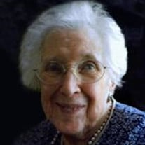 Helen Elnora McGowen