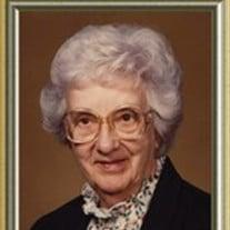 Dorothy M. Strohm