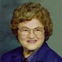 Dr. Agnes Mildred Tabares