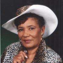 Mrs. Rebecca McCauley Lewis
