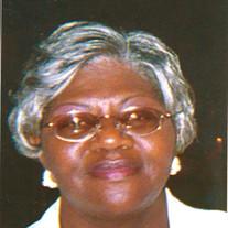 Rev. Theresa Ann Clark