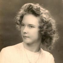 Martha Marie Thurmond