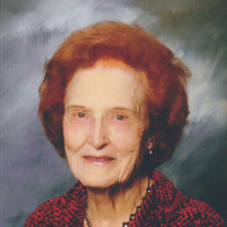 Mrs. Roberta Bowman