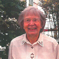 Mrs. Gloria Eris Kimble