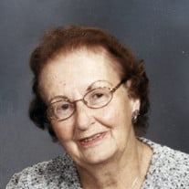 Lucille Mary Luhrs