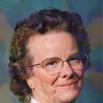 Doris Anne Rowray (Crowley)