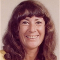 Shirley Marie Johnson (Stimson)