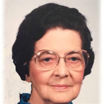 Mary Sibyl Casteel Hickerson, 95, Collinwood, TN