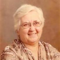 Edyth Mae Simmons (McAtee)