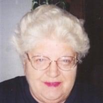 Mary Jane Millage (Webster)