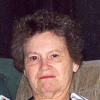 Betty Ann Napier (Hensing)