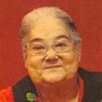 Darlene Mildred Spore (Dudley)