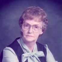Jennie Viola Hawker (Annis)