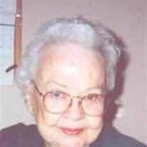 Helen Maxine Briggs (McCreery)