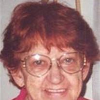 Mabel M. Millburn (Buchheim)