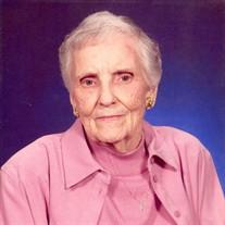 Mrs. Geneva Adcock Clark