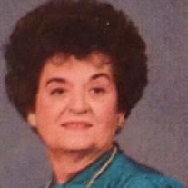 """Wynona """"Nonie"""" Crawford Long"""