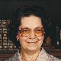 Winona V. Porter