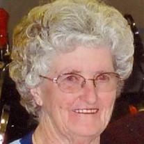 """Ms. Elsie """"Kathy"""" Kathleen Hardcastle"""