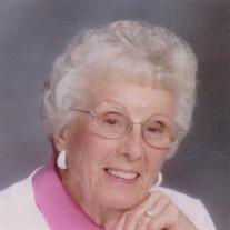 Mrs. June Eleanor Hamilton-Wix