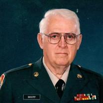 SFC (Ret) Gordon LaMarr Scott
