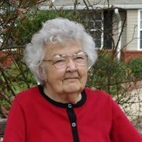 Ann Nutt Munnell