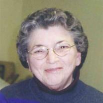 Joyce Evangeline Tucker