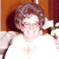 Mrs. Mary M. Crane