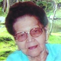 Mrs. Edna Myrtle Brasmar