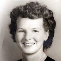 Mary Elizabeth Vickers