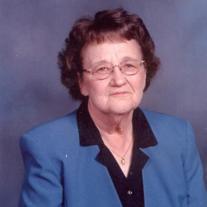 Mrs. Leona Margaret Knolhoff