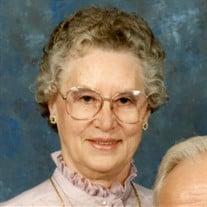 Eileen Margaret Anderson