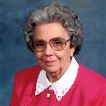 Mrs.  Betty  Frances Garland  Hayes