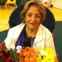 Mrs. Rose Garcia