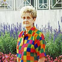 Mrs Peggy Ann Martin