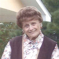 Harriet Mae Erickson