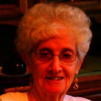 Betty Lou Parrish Roller Daniels