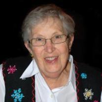 Barbara Ann (Kunz) Distelhorst