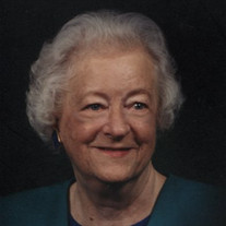 Mrs. Marjorie Werre Gaskins