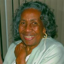 Margie Catherine Gillespie