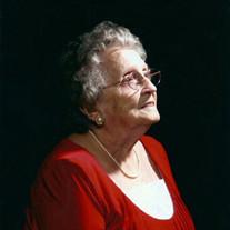 Myrtle Louise Martin Poe